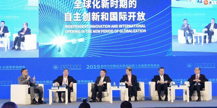 IBM大中華區董事長陳黎明:自主創新絕不應是自己創新