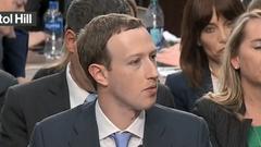 美参议院:将对剑桥分析等不当获取FB数据公司听证