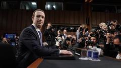 扎克伯格听证会闪避关键问题:FB是否过度监控用户