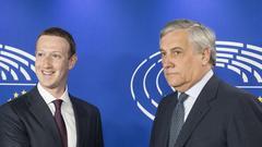 一文看懂扎克伯格欧洲听证会:回答7分钟 欧洲不满意