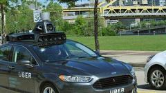 首例无人驾驶车撞人致死案!Uber暂停项目接受调查