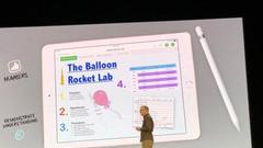 独家专访库克:苹果如何给iPad添加教育这个新属性