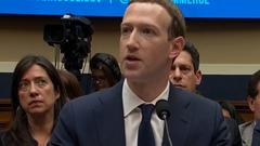 被要求改变Facebook商业模式 扎克伯格:不知怎么回答