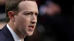 扎克伯格:Facebook从未向广告商出售数据