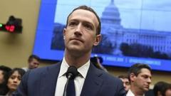 扎克伯格国会鏖战  Facebook股价逆市上涨