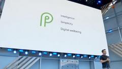 谷歌推出Android P:提供更智能简单健康的数字生活
