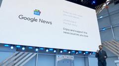 谷歌新闻将加强个性化推送 还能AI搭建专题
