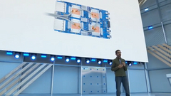 谷歌推出人工智能专用芯片TPU3.0 计算功能提高八倍