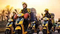 美团招股书:骑手成本约183亿元 每单成本约7.89元