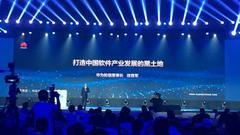 华为徐直军:年费模式缺失制约软件产业发展