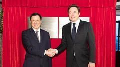 特斯拉落户临港:上海最大外资制造项目签约