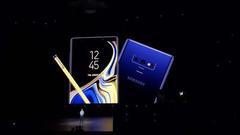 """三星发布Galaxy Note9:用一支""""笔""""挑战新iPhone"""