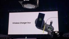 三星发布一体式无线充电底座:同时为手机手表充电