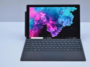 微软Surface Pro 6上手图赏:亚光黑色 无USB-C接口