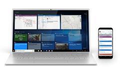 微软展示Win 10新功能:与iPhone和安卓更好的互动