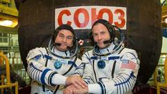 联盟火箭发射失败,美俄两位宇航员现已安全返回地面