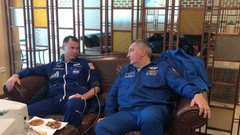 NASA:宇航员身体状况良好 将对事故展开彻底调查