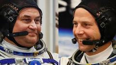 俄媒:联盟MS-10飞船逃生宇航员顺利出仓,感觉良好