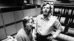 比尔·盖茨悼念保罗·艾伦:没有他就没有个人电脑