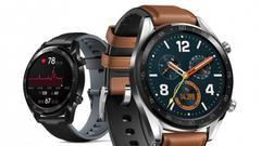 华为发布Watch GT智能手表:最长可支持30天续航