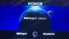荣耀发Magic2:前后六摄以及和小米MIX 3不一样的滑屏