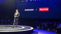 """三星回应""""Supreme冒牌事件"""":我们合作的是意大利品牌"""