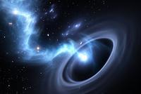 对黑洞的新猜想:或与快速射电暴有关?