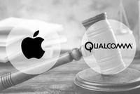 高通多地发起专利诉讼 苹果股价周四下跌2.52%