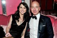 贝索斯夫妇离婚后创造女首富 比英女王富有100多倍