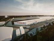 特斯拉上海工厂效果图曝光 将生产Model 3和Model Y