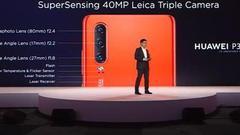 华为P30 Pro是全球首个量产的潜望式镜头手机