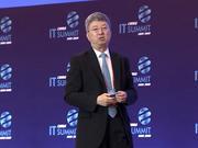 朱民:中国提出2030年纯电动和混动车要占到40%
