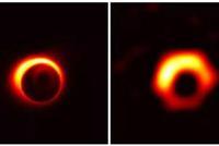 这就是天文学家捕获的首张黑洞照片!
