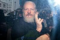 美国司法部指控阿桑奇入侵机密电脑 最多入狱五年