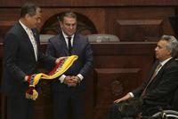 """阿桑奇被捕 厄瓜多尔前总统怒骂现总统是""""最大叛徒"""""""
