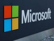 第三季度财报利好 微软盘后大涨4%市值达万亿美元