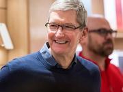 库克:巴菲特深知苹果不是单纯的科技公司