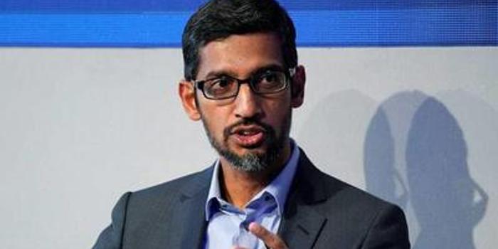 """谷歌CEO拒绝大笔股票奖励:""""我薪水已经很高了"""""""