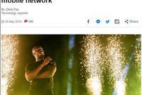 华为助力英国首个5G新闻直播,流量太大BBC措手不及