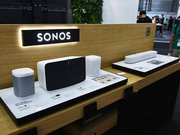 Sonos首次亮相CESA:带来WiFi台灯音响 建筑音响等