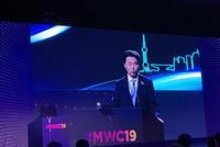 直击|中国电信柯瑞文:明年率先启动5G SA网络升级