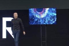 荣耀智慧屏发布:首搭载鸿蒙系统 待机1秒唤醒无广告