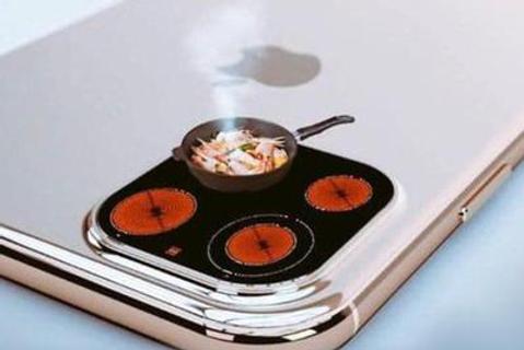 脑洞大开!iPhone11被玩坏 浴霸三摄造型引网友恶搞