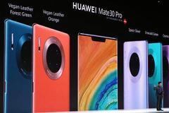 华为年度旗舰Mate30及智慧屏正式登台(附上手视频)