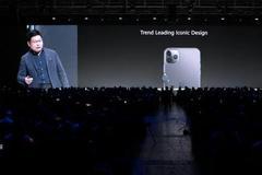"""华为吐槽iPhone 11系列设计:""""我们引领了设计"""""""