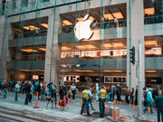 新iPhone国外也卖疯了:悉尼、新加坡均排起长队