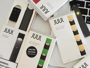 美国最大电子烟制造商Juul宣布停止投放广告