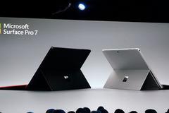 微软Surface Pro 7:升级十代酷睿 终用上Type-C接口
