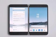 微软推出折叠屏手机Surface Duo 2020年上市