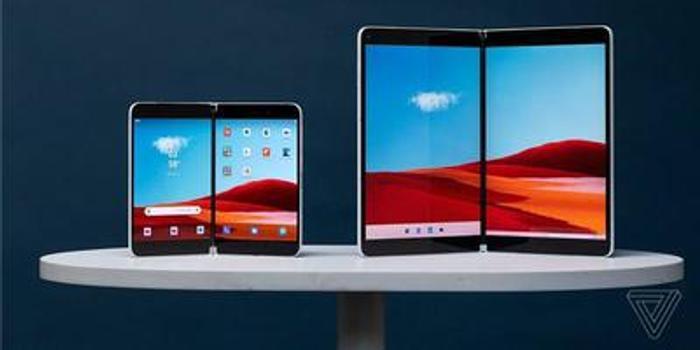 折戟手机市场后再试水 微软押宝双屏手机前景难料